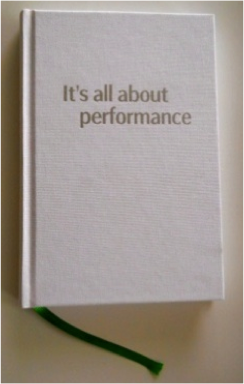 SEB bok- Its all about performance